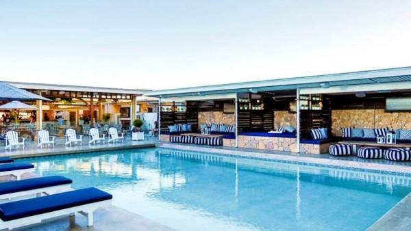 Townsville Hostel Pool