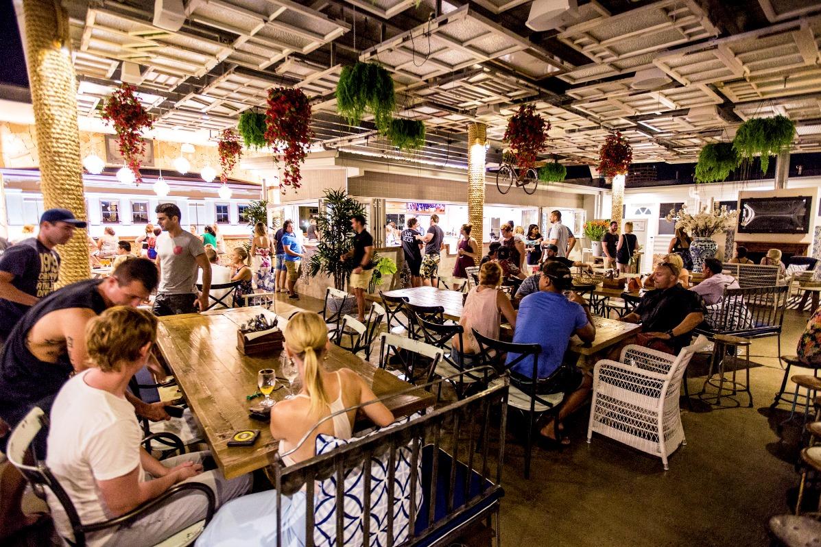 Rambutan Hostel Townsville Restaurant