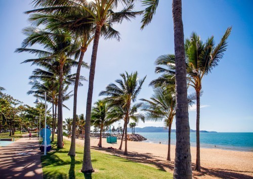 The Strand Townsville by Cameron Laird