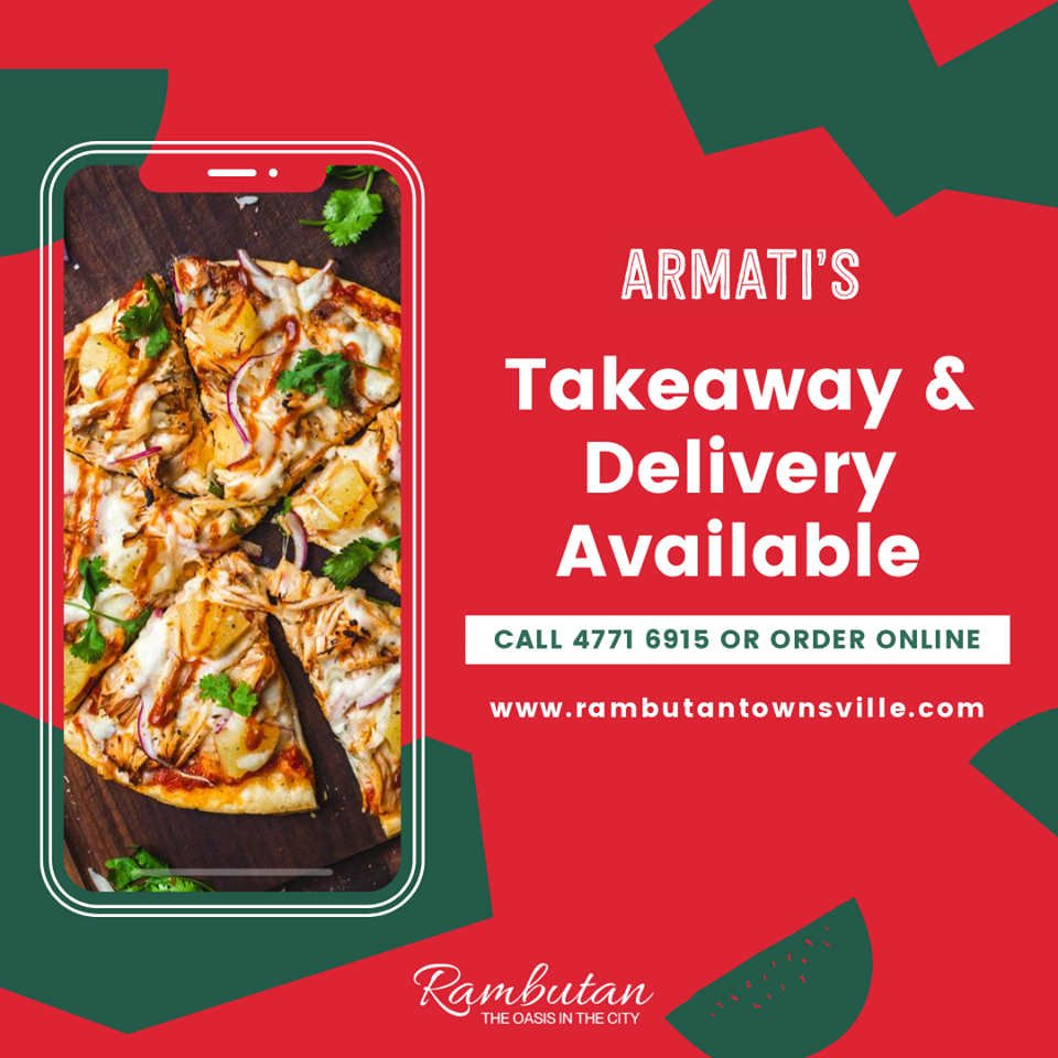 Take-away and Delivery Are available. Order online or call us.